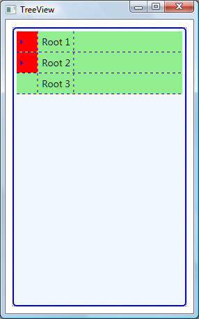 wpf datagrid control template -